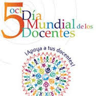 5 octubre Día Mundial de los Docentes