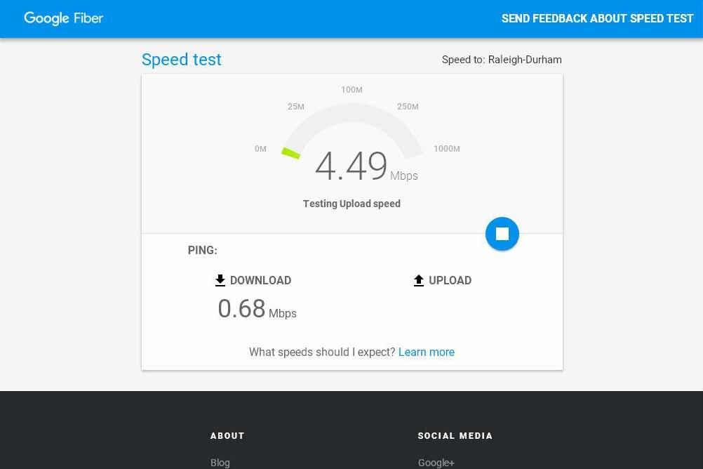 How to test online internet speed-Test online internet ...