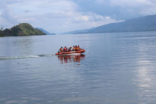 Tragedi KM Sinar Bangun, Begini Bentuk Objek Ditemukan di Danau Toba