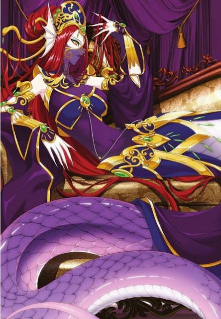 BTTH: Queen Medusa