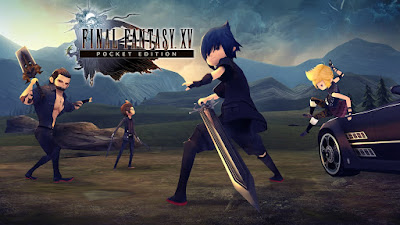 1. Final Fantasy XV Pocket Edition