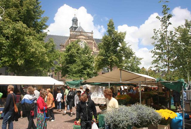 Noordermarkt em Amsterdã