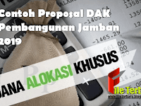 Contoh Proposal DAK Pembangunan Jamban 2019