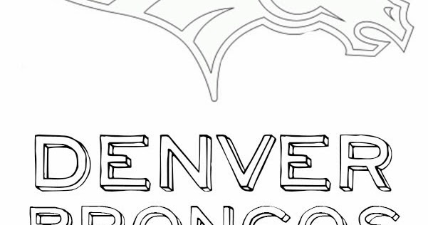the little things: super bowl coloring pages