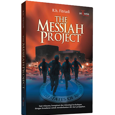 Novel The Messiah Project