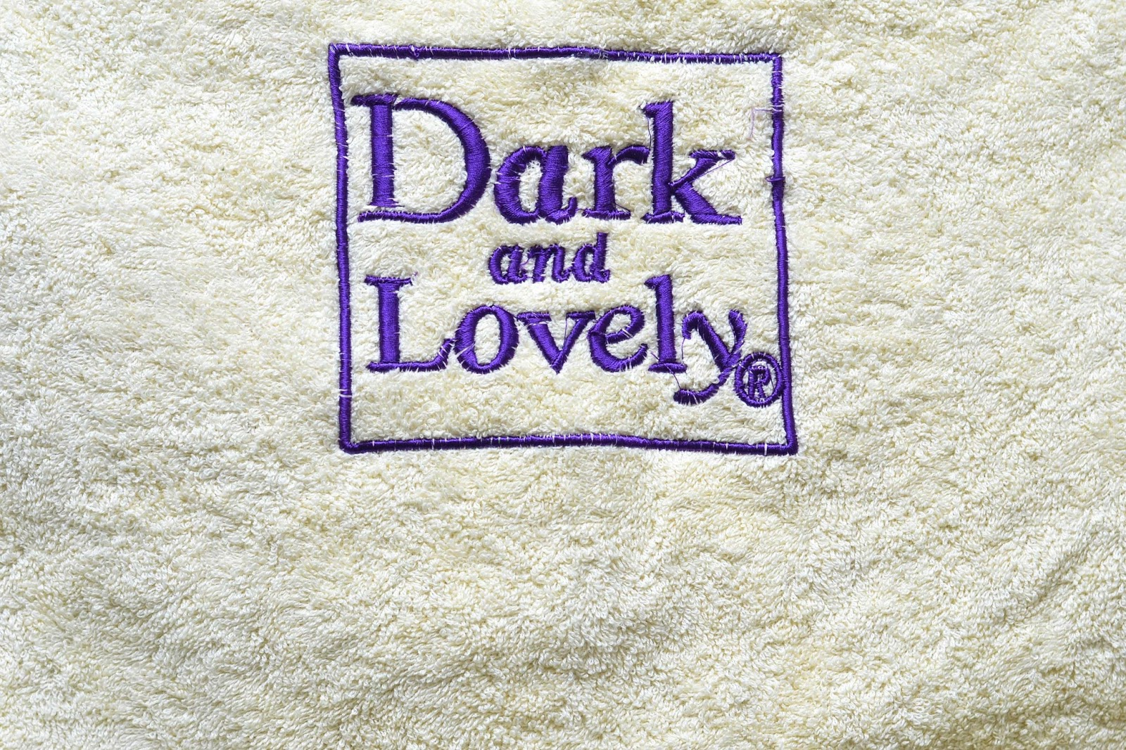 Dark & Lovely Au Naturale Towel