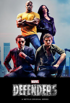 The Defenders (TV Series) S01 Custom HD Dual Latino 5.1