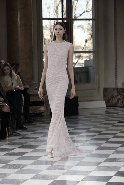 Georges Hobeika spring-summer 2016 haute couture fashion show