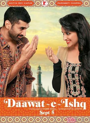 Daawat-E-Ishq (2014) Movie Poster No. 4