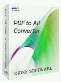 OKDO PDF TO ALL CONVERTER PRO 4.6 FULL