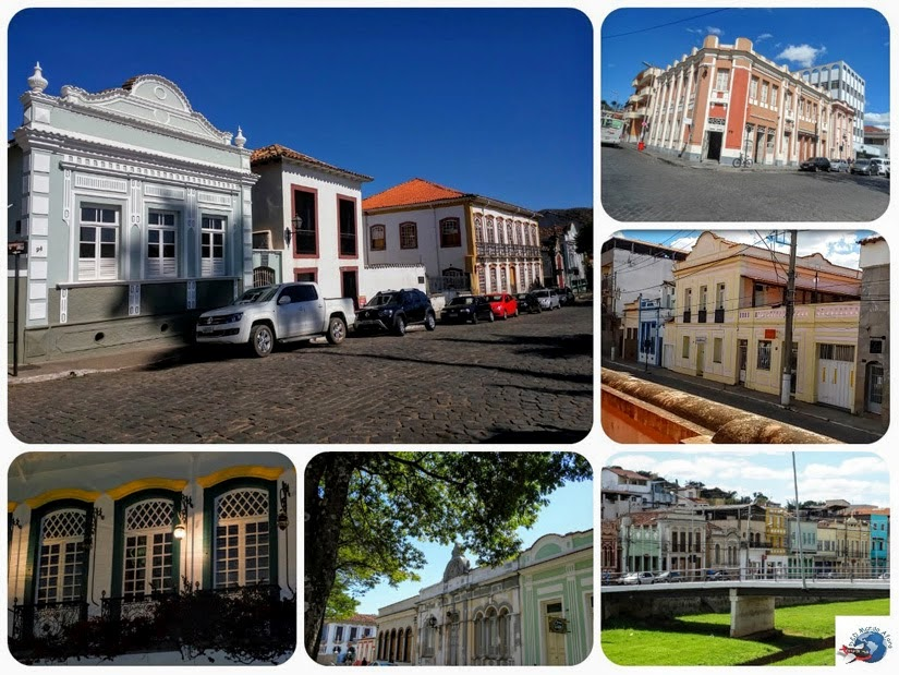 Centro Histórico - o que fazer em São João del Rei