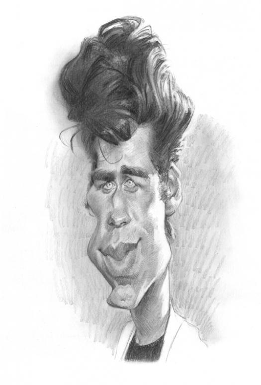 John Travolta por Wouter Tulp