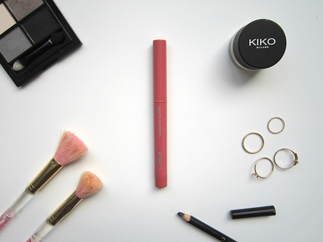 Kiko Smooth Temptation Lipstick | Review