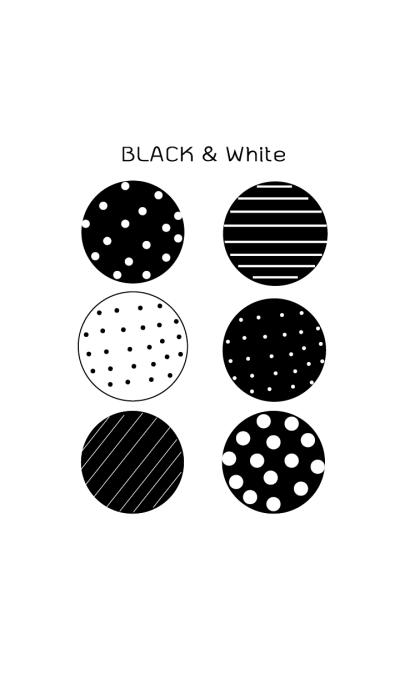 black & white theme v.1