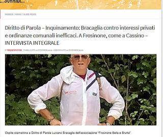 http://www.radiocassinostereo.com/diritto-parola-inquinamento-bracaglia-interessi-privati-ordinanze-comunali-inefficaci-frosinone-cassino/
