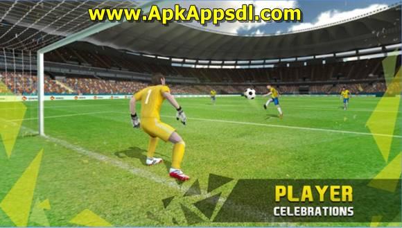 Free Download Soccer Star 2017 World Legend MOD Apk v3.2.7 Unlimited Money Terbaru