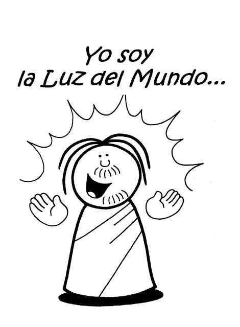 La Catequesis (El blog de Sandra): Recursos Catequesis Jesús es la ...