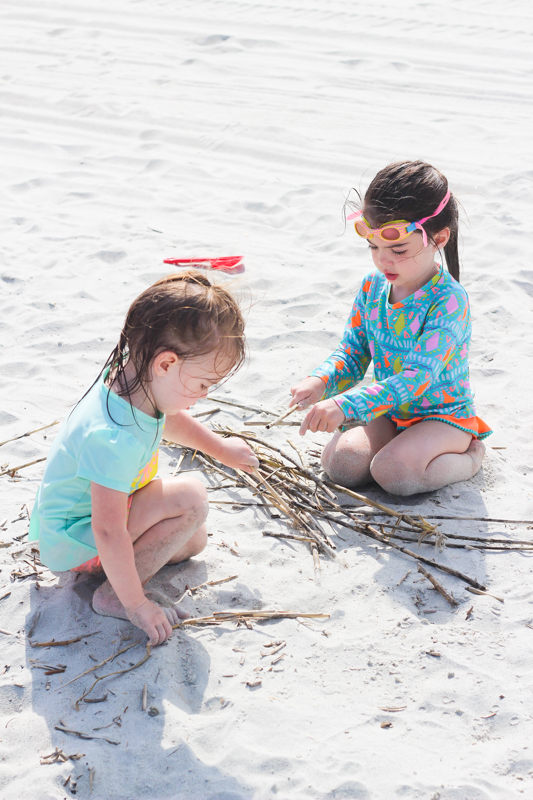 Folly Field Beach, South Carolina