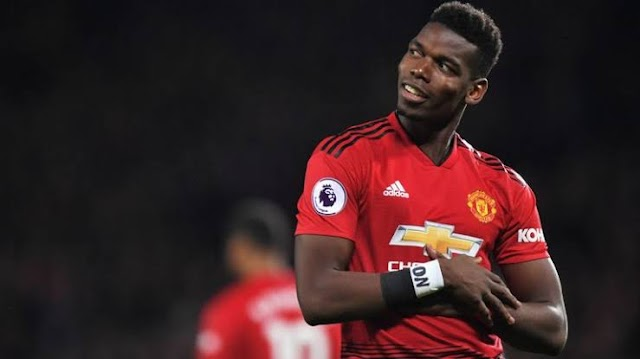 "'We're having fun"" - Paul Pogba after Manchester United's 4-1 win!"
