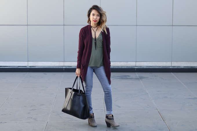 Urban Outfitters Boyfriend Cardigan, outfit ideas