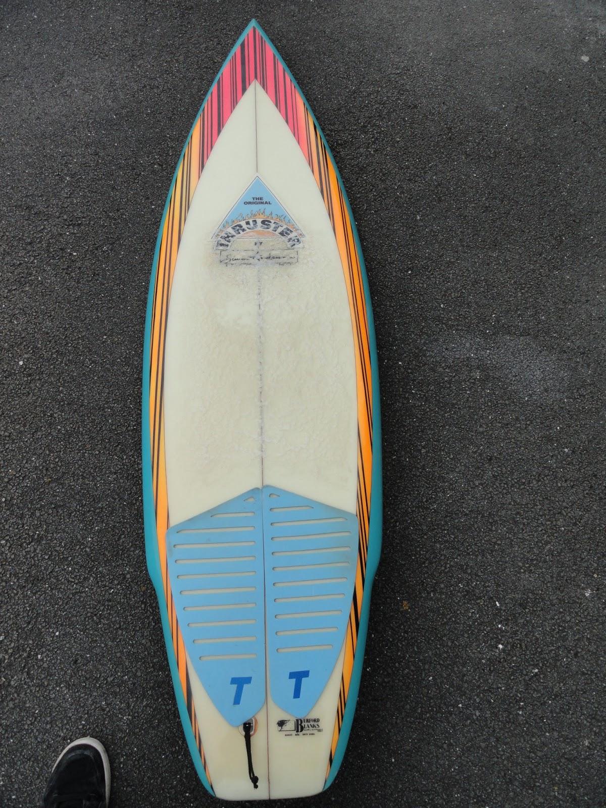 Vintage Surfboard For Sale 88