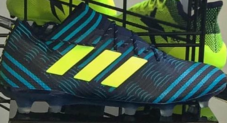 293e7c123eb3 Unlike the X 16+ PureChaos and Messi 16+ PureAgility, the Adidas Nemeziz  17+ soccer cleats will feature an actual laceless upper, employing the  medical ...