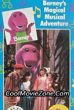 Barney's Magical Musical Adventure (1993)