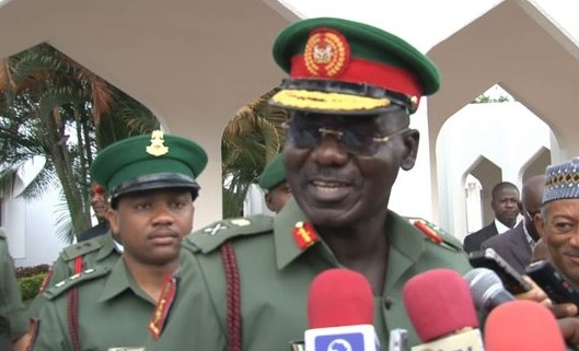 Declare your assets now – Buratai charges army officers