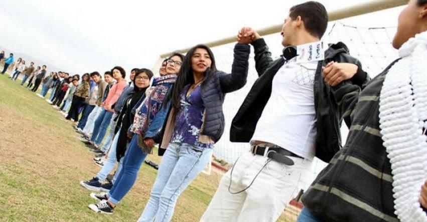 SENAJU convoca Premio Nacional de la Juventud «Yenuri Chiguala Cruz» 2020