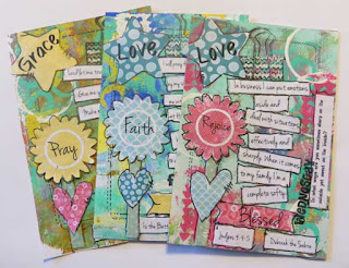 Judges Devotional Art Cards by Lynn Shokoples