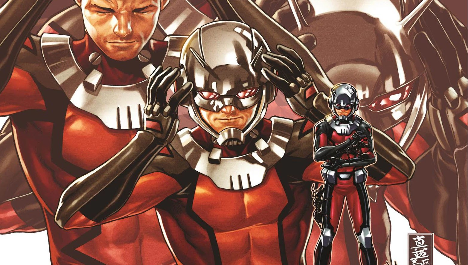 Disney XD Reveals Premier Date For Maverl's Ant-Man Short Films.