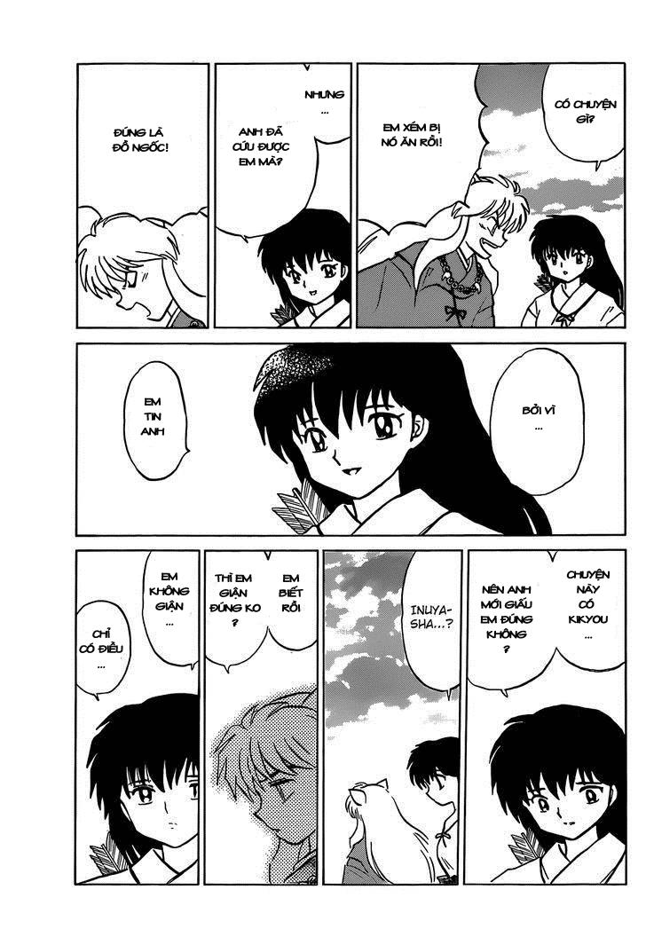 Inuyasha vol 56 - chap extra trang 31
