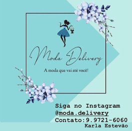 Siga no Instagram @moda.delivery