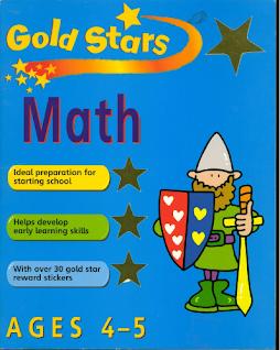 GOLD STARS MATH. AGES 4 -5