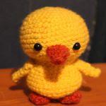 patron gratis pato amigurumi | free amigurumi pattern duck
