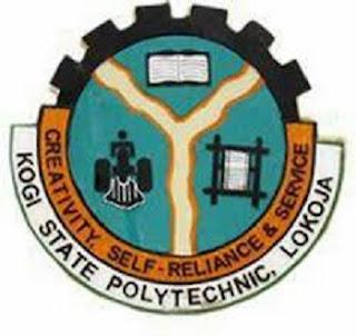 Kogi State Polytechnic HND toelatingslijst