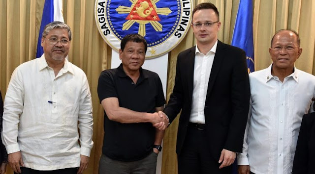 EU member swears not to interfere with PH affairs: