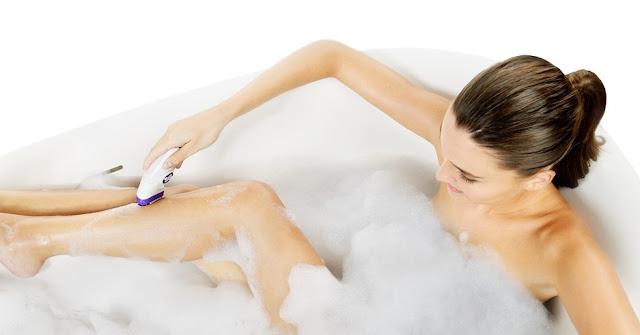 Epilation, Braun, Silk Epil 9, hair removal