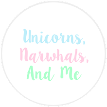 Unicorns, Narwhals, and Me