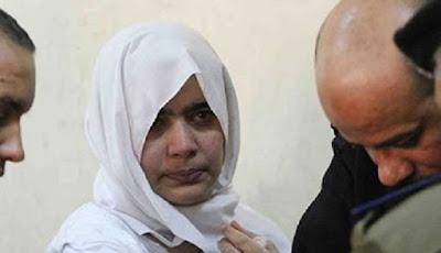 زوج متهمة الرشوة الجنسية ينقذها من العقوبه