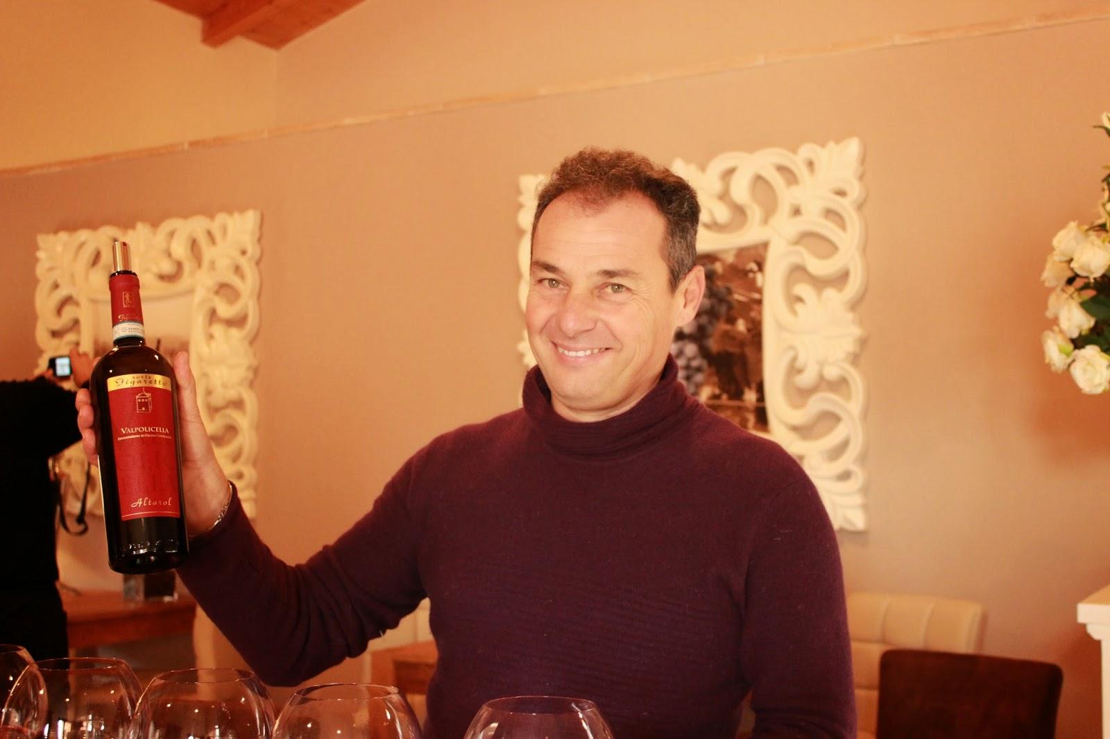 Mauro Bustaggi of Corte Figaretto