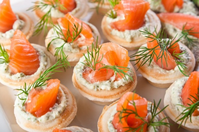 8 unexpected dishes for new year table