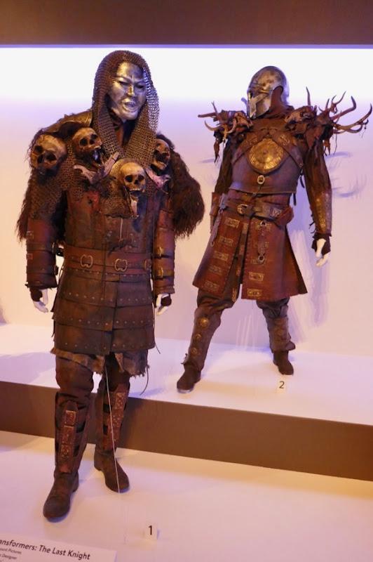 Transformers Last Knight Saxon warrior costumes