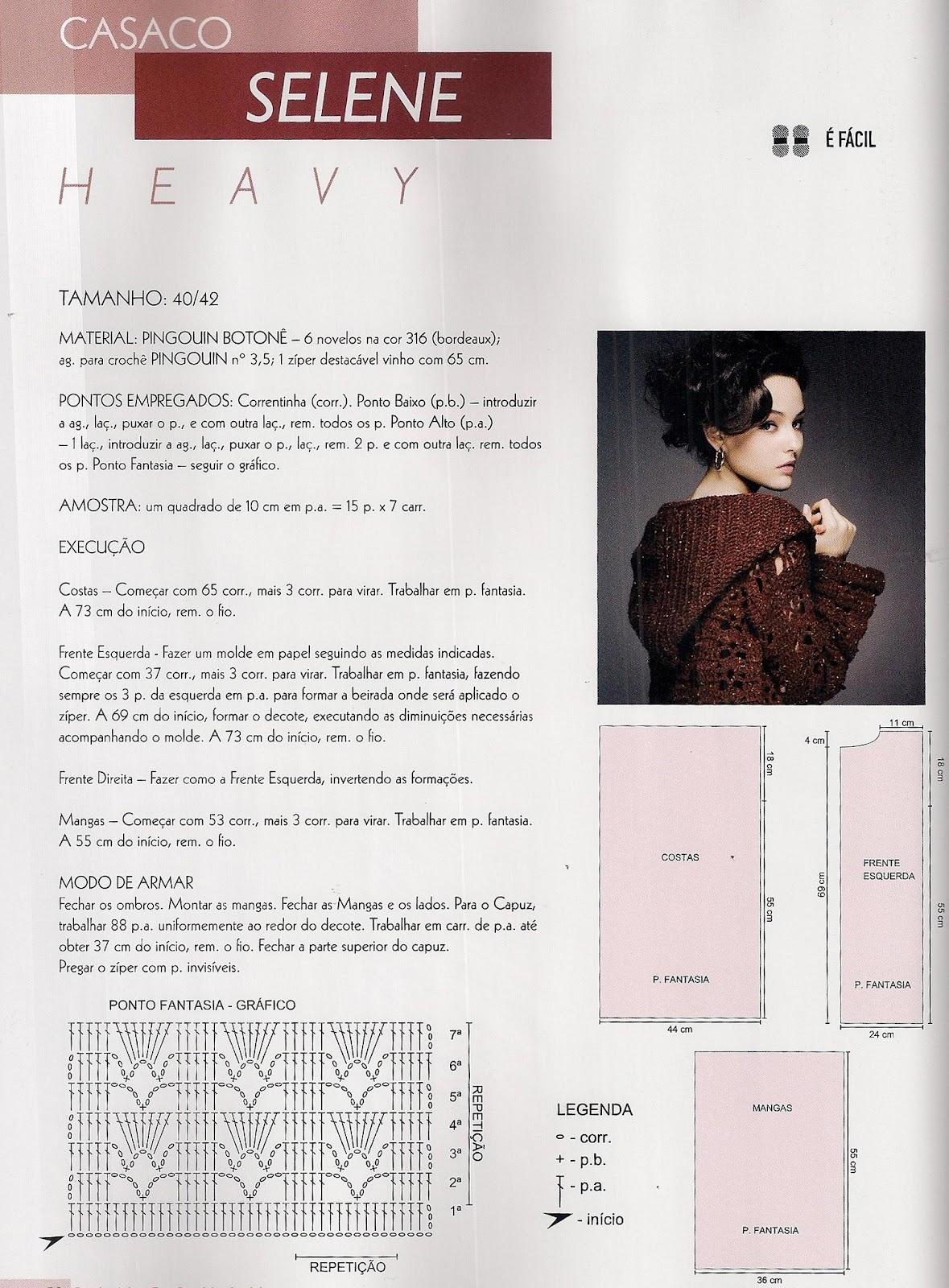 revista mon tricot 2012