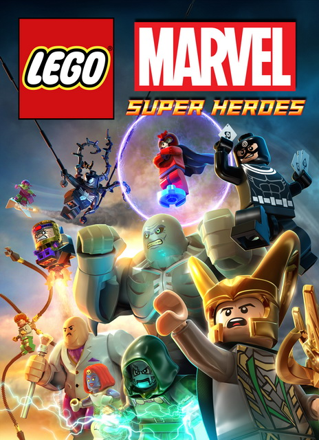 Save Game 100% Lego Marvel Super Heroes