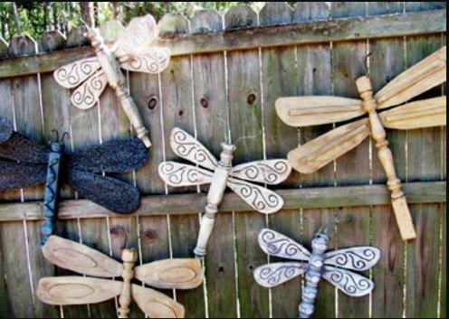 Gartendeko Selbstgemacht Holz