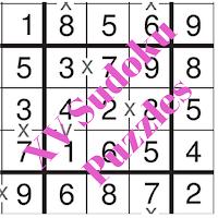 XV Sudoku Puzzles