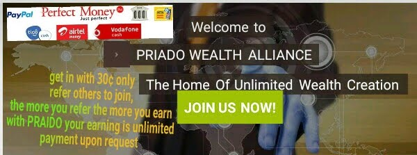 Join PRAIDO now