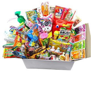 Prueba gratis dulces japoneses en la campaña de EncuestasRemuneradas