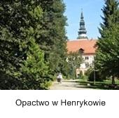 kościoły, zakony, zabytki, Henryków, pierwsze zdanie w języku polskim